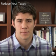 Two Ways to Reduce Taxes