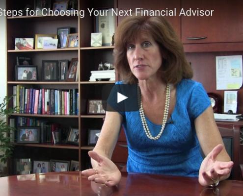 3 Steps for Choosing a Financial Advisor