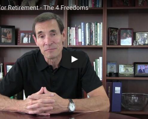 4 Freedoms of Retirement