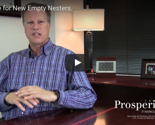 Advice for Empty Nesters
