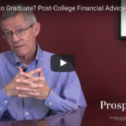 Post College Financial Advice