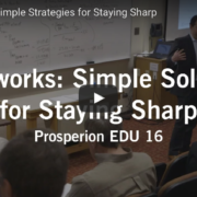 Brainworks Solutions for Staying Sharp