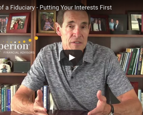 Role of a Fiduciary