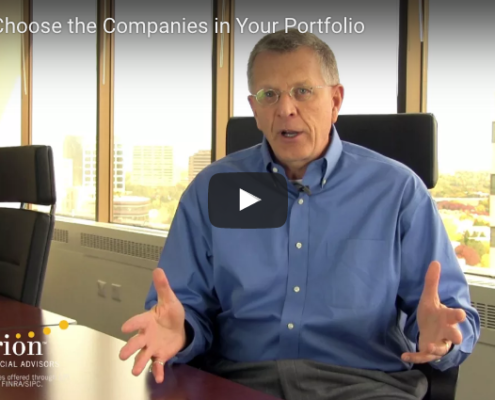 Choosing the Companies in Your Portfolio