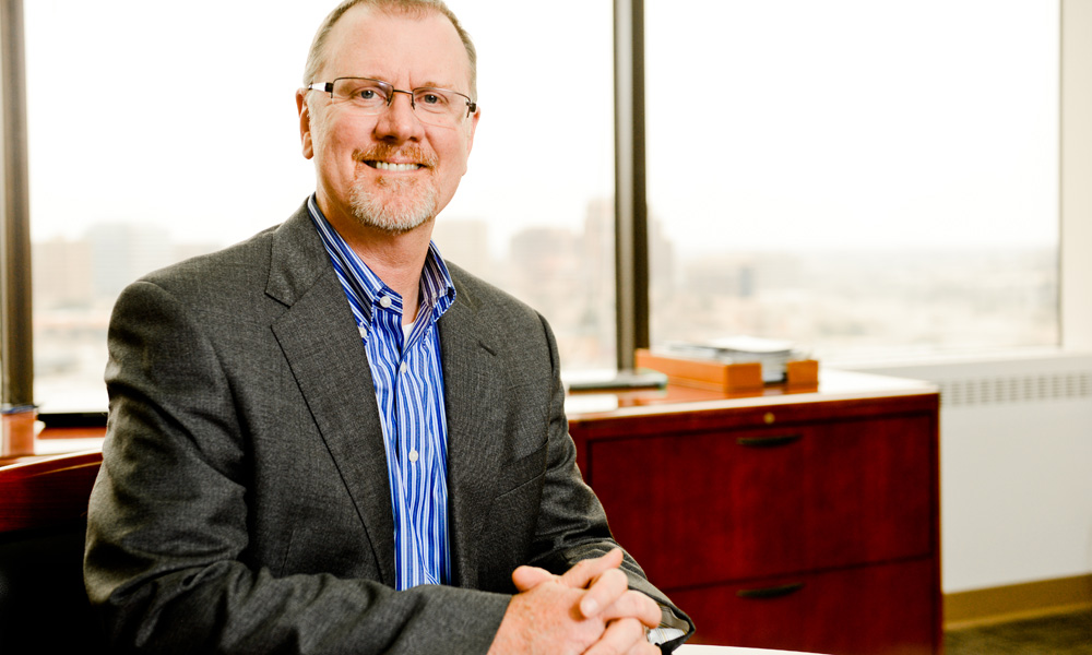 Financial Advisor David Morrison