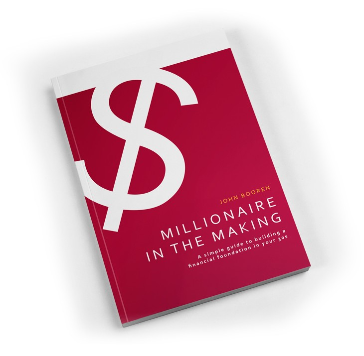 Millionaire in the Making Book Cover