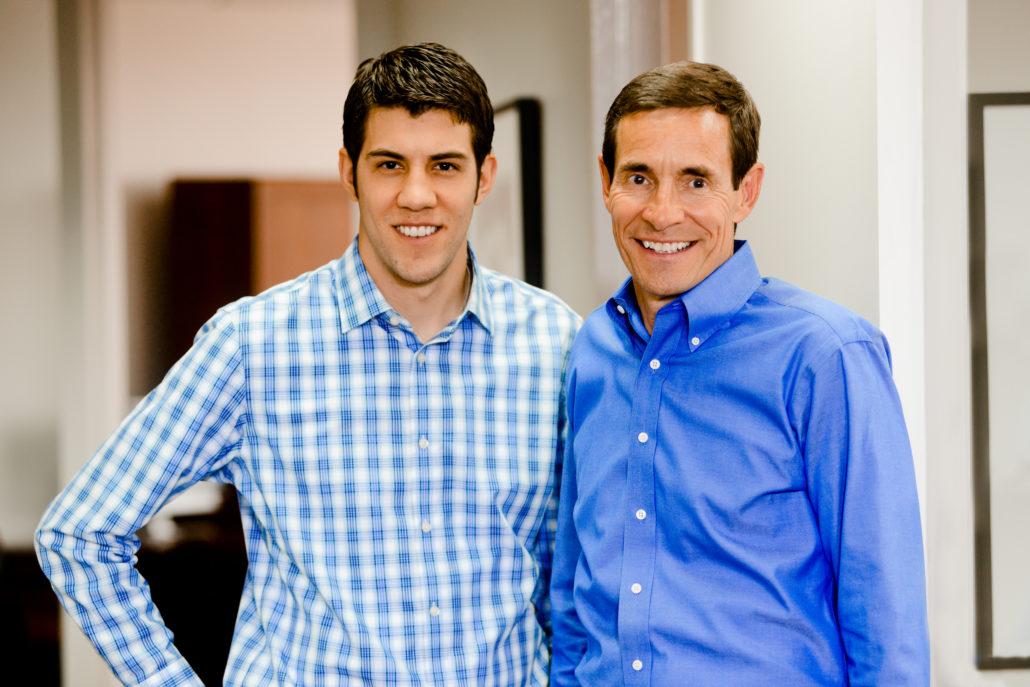 Steve Booren and John Booren