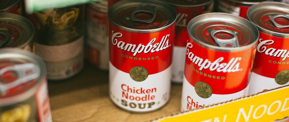Campbells Chicken Noodle Soup