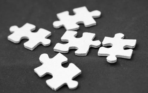 generic photo of puzzle pieces