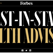 Forbes Best In State Wealth Advisor Steve Booren
