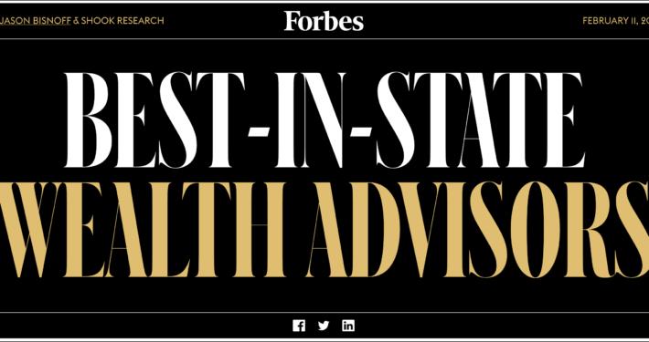 Forbes Best In State Wealth Advisor Steve Booren