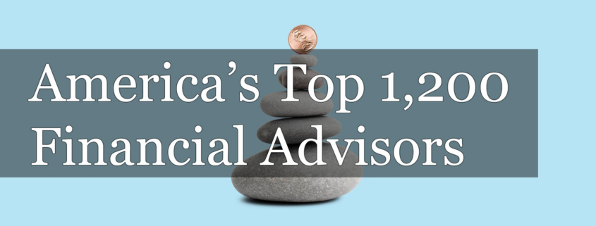 Steve Booren named a Barron's Top Advisor